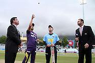CLT20 - Match 5 Kolkata Knight Riders v Auckland Aces