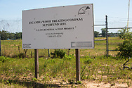 Escambia Wood Treating Company Superfund Site