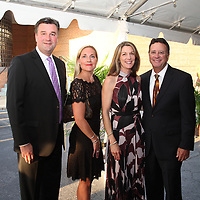 Brian and Jennifer Davies, Lisa and Mike Walsh