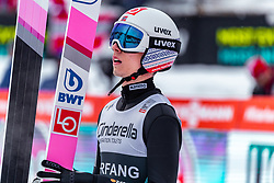 17.03.2019, Vikersundbakken, Vikersund, NOR, FIS Weltcup Skisprung, Raw Air, Vikersund, Einzelbewerb, Herren, im Bild Johann Andre Forfang (NOR) // Johann Andre Forfang of Norway during the individual competition of the 4th Stage of the Raw Air Series of FIS Ski Jumping World Cup at the Vikersundbakken in Vikersund, Norway on 2019/03/17. EXPA Pictures © 2019, PhotoCredit: EXPA/ JFK
