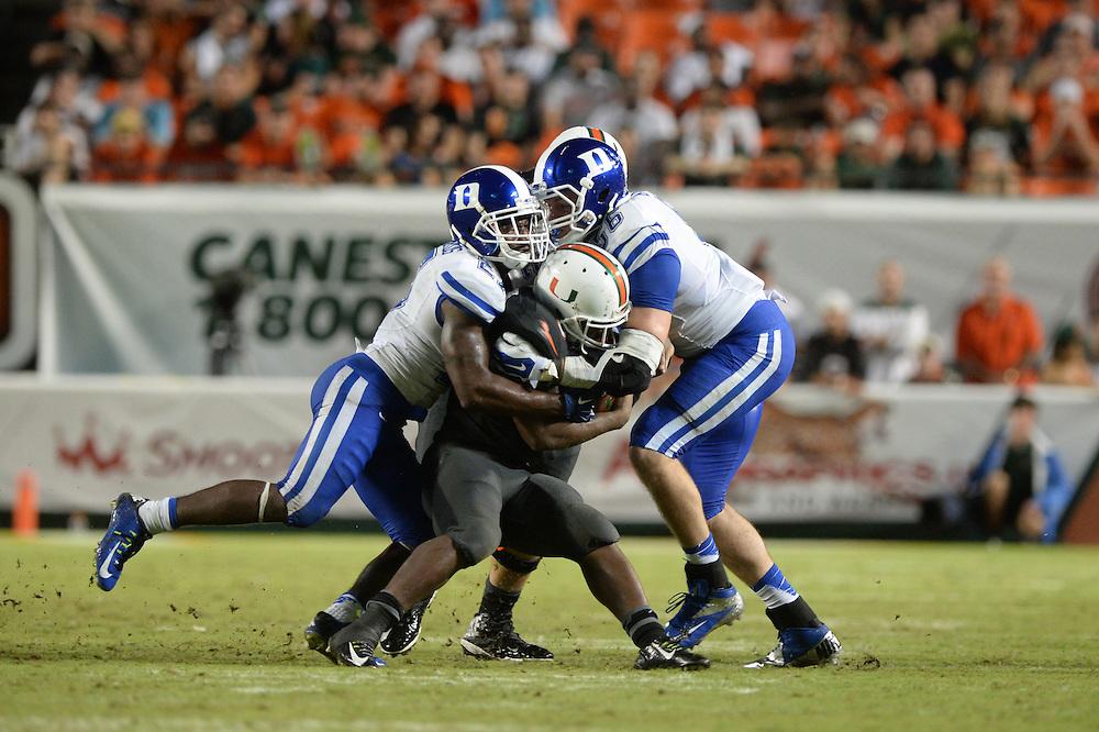 2014 Duke University Football @ Miami