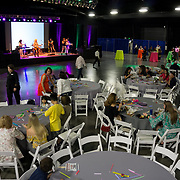 Cardinal Health RBC 2019 Customer Appreciation Night Music Festival art and music at the Gaylord Operyland Events Center. Photo by Alabastro Photography.