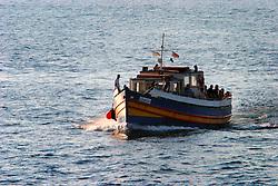 MALTA CIERKAWA 23JUL06 - Gozo Channel Line ferry on its way from Comino to Cierkawa on Malta...jre/Photo by Jiri Rezac..© Jiri Rezac 2006..Contact: +44 (0) 7050 110 417.Mobile:  +44 (0) 7801 337 683.Office:  +44 (0) 20 8968 9635..Email:   jiri@jirirezac.com.Web:    www.jirirezac.com