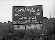 Round Ireland Yacht Race..Sponsored by Cork Dry