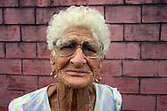Old woman in Pinar del Rio city in Pinar del Rio Province, Cuba.