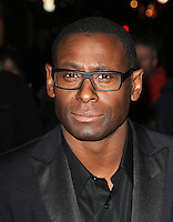 LONDON - DECEMBER 13: David Harewood attended the English National Ballet Christmas Party at St Martins Lane Hotel, London, UK. December 13, 2012. (Photo by Richard Goldschmidt)