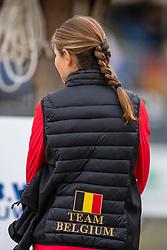 Conter Zoe, BEL<br /> European Jumping Championship <br /> Zuidwolde 2019<br /> © Hippo Foto - Dirk Caremans<br /> Conter Zoe, BEL