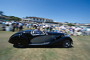 August 14-16, 2012 - Pebble Beach / Monterey Car Week.