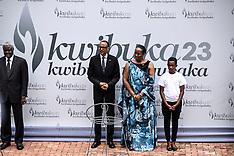 Rwanda: Commemoration Of The 1994 Genocide Between Hutus And Tutsis - 30 June 2017