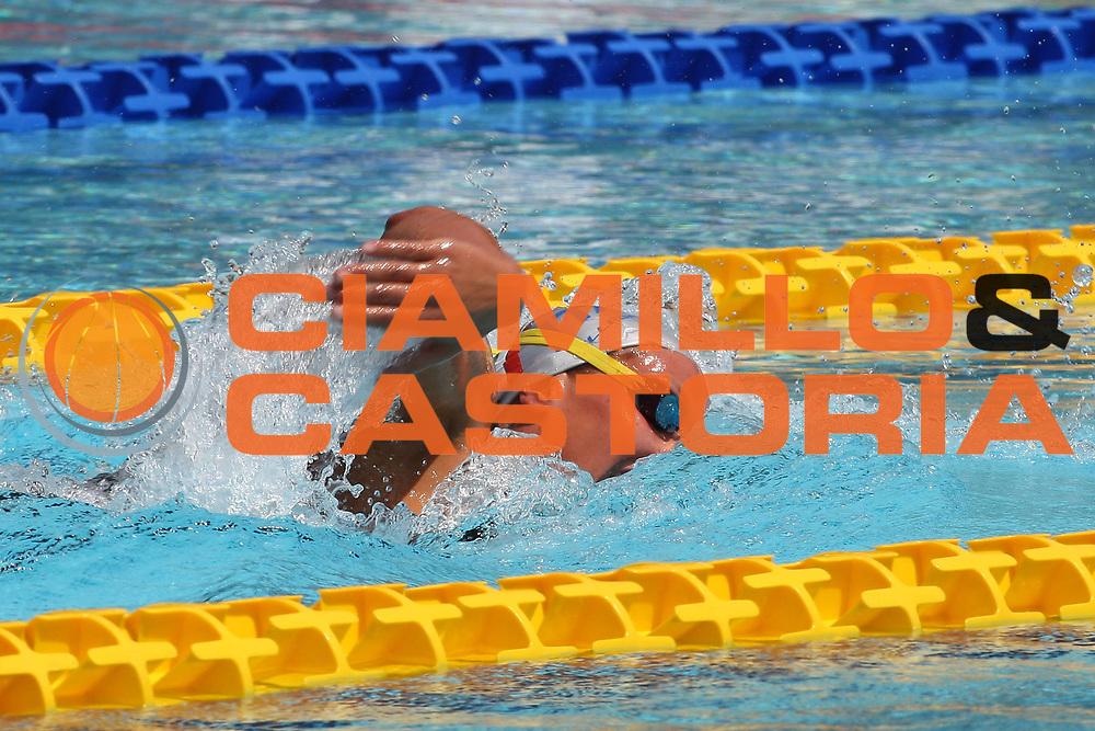 DESCRIZIONE : Pescara Giochi del Mediterraneo 2009 Mediterranean Games Nuoto 400m Stile Libero Donne Swimming FreeStyle  <br />GIOCATORE : Federica Pellegrini<br />SQUADRA : Italia<br />EVENTO : Pescara Giochi del Mediterraneo 2009<br />GARA : Nuoto 400m Stile Libero Donne Swimming FreeStyle  <br />DATA : 27/06/2009<br />CATEGORIA : Nuoto ritratto<br />SPORT : Nuoto Stile Libero Uomini Swimming FreeStyle  <br />AUTORE : Agenzia Ciamillo-Castoria/C.De Massis<br />Galleria : Giochi del Mediterraneo 2009<br />Fotonotizia : Pescara Giochi del Mediterraneo 2009 Mediterranean Games  Nuoto 400m Stile Libero Donne  Swimming FreeStyle  <br />Predefinita :