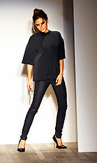 FEB 10 2013 Victoria Beckham show at New york Fashion Week A/W 13
