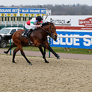 Planteur and Adam Kirby winning the 3.05 race