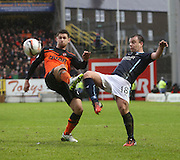 Calum Butcher and Paul McGowan - Dundee United v Dundee, SPFL Premiership at Tannadice<br /> <br />  - &copy; David Young - www.davidyoungphoto.co.uk - email: davidyoungphoto@gmail.com