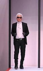 February 19, 2019.Karl Lagerfeld stylist, photographer, illustrator, artist, designer, pop and fashion superstar icon dies aged 85.File dated 2012-09-22 (Credit Image: © Maule/Fotogramma/Ropi via ZUMA Press)