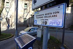 NUOVO SISTEMA PAGAMENTO PARCHEGGIO TELEPASS PYNG