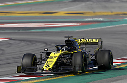 February 18, 2019 - Barcelona, Spain - Motorsports: FIA Formula One World Championship 2019, Test in Barcelona, , #27 Nico Hülkenberg (Renault Sport F1 Team) (Credit Image: © Hoch Zwei via ZUMA Wire)