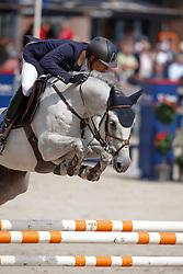 548 - Remmits Delphi - Ansems Jack<br /> 6 Jarige Finale Springen<br /> KWPN Paardendagen - Ermelo 2014<br /> © Dirk Caremans
