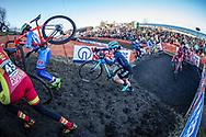 Emma SWARTZ (USA)  at the 2019 UCI Cyclo-Cross World Championships in Bogense, Denmark