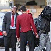 NLD/Amsterdam/20080622 - Aankomst van John Mayer bij zijn hotel in Amsterdam
