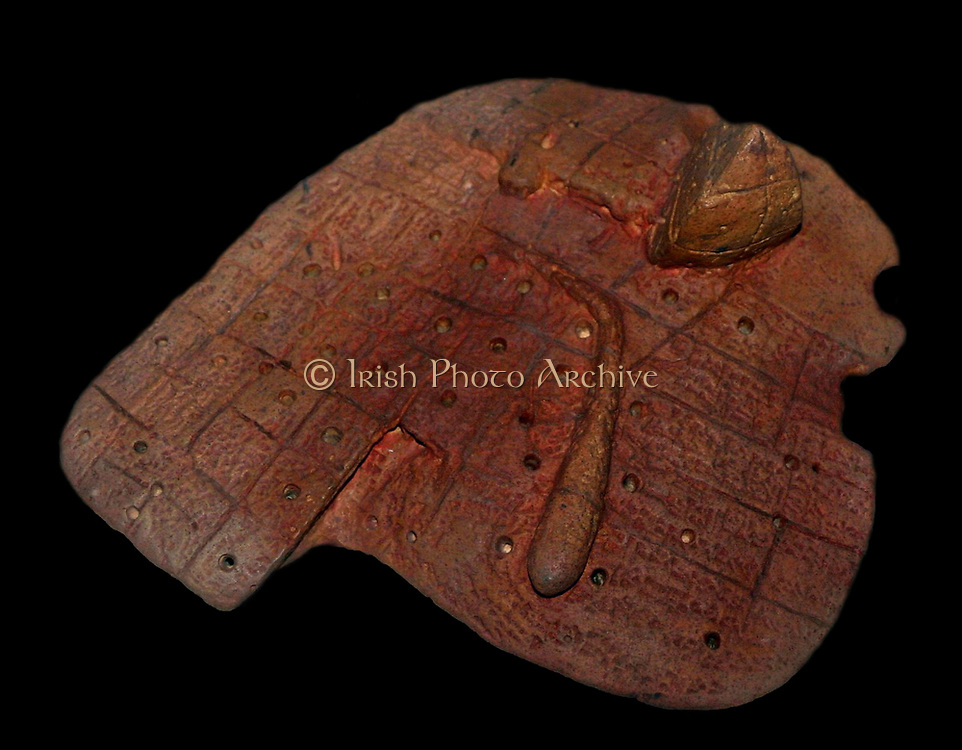Clay model of a sheep's liver. Babylonian, about 1900-1600 BC from Sippar, southern Iraq. Babylonians believed that the world was controlled by gods and that they could give indications of coming events. One of the most widespread means of prediction wa
