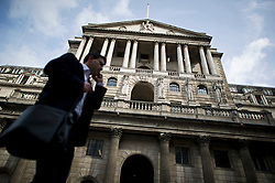 © London News Pictures. 01/07/2013. London, UK. General view of the Bank of England in central London on July 01, 2013. The Bank of England is due to release the Money and Credit report for May. Photo credit: Ben Cawthra/LNP