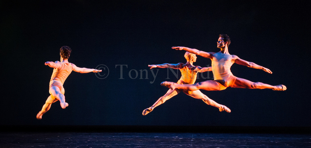 Symphonic Dances, choreographed by Edwaard Liang and part of San Francisco Ballet's much anticipated season at Sadler's Wells, London, Autumn 2012.