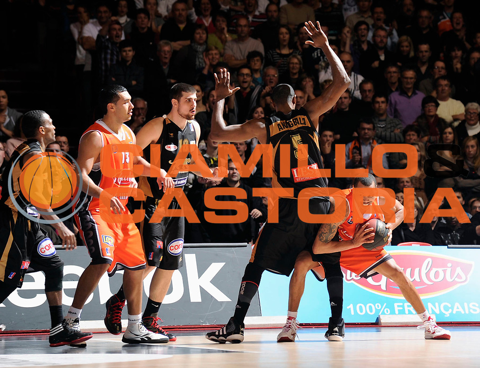 DESCRIZIONE : Championnat de France Pro a Antares Le Mans<br /> GIOCATORE : Acker Alex<br /> SQUADRA :  Le Mans<br /> EVENTO : Pro A <br /> GARA : Le Mans Nancy<br /> DATA : 19/11/2011<br /> CATEGORIA : Basketball France Homme<br /> SPORT : Basketball<br /> AUTORE : JF Molliere<br /> Galleria : France Basket 2011-2012 Action<br /> Fotonotizia : Championnat de France Basket Pro A<br /> Predefinita :