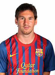 24.08.2011, Barcelona, ESP, FC Barcelona Fotocall, im Bild Portrait von Lionel Messi, EXPA Pictures © 2011, PhotoCredit: EXPA/ Alterphotos/ ALFAQUI/ Gregorio
