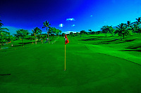 Wailea Golf Club, Wailea, Maui, Hawaii USA