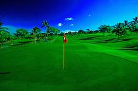 Wailea Golf Club, Wailea, Maui, Hawaii USA