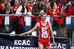 ECAC/IC4A Track and Field Indoor Championships<br /> Mile Run, Neumaier, Cornell