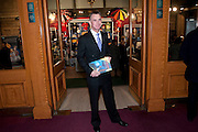 GARY RHODES, CIRQUE DU SOLEIL LONDON PREMIERE OF VAREKAI. Royal albert Hall. 5 January 2009
