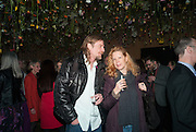PETER SCHULZE; ARIANE SEVERIN, Fashion and Gardens, The Garden Museum, Lambeth Palace Rd. SE!. 6 February 2014.