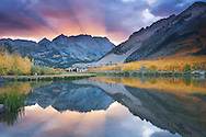 North Lake Sunset, Inyo National Forest, California