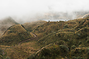 Paramo Cayambe Coca Ecological Reserve<br /> scenic<br /> Cayambe Coca Ecological Reserve<br /> Andes<br /> ECUADOR, South America