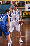 DESCRIZIONE : Cagliari Qualificazione Eurobasket 2009 Serbia Italia <br /> GIOCATORE : Marco Mordente <br /> SQUADRA : Nazionale Italia Uomini <br /> EVENTO : Raduno Collegiale Nazionale Maschile <br /> GARA : Serbia Italia Serbia Italy <br /> DATA : 20/08/2008 <br /> CATEGORIA : Palleggio <br /> SPORT : Pallacanestro <br /> AUTORE : Agenzia Ciamillo-Castoria/S.Silvestri <br /> Galleria : Fip Nazionali 2008 <br /> Fotonotizia : Cagliari Qualificazione Eurobasket 2009 Serbia Italia <br /> Predefinita :