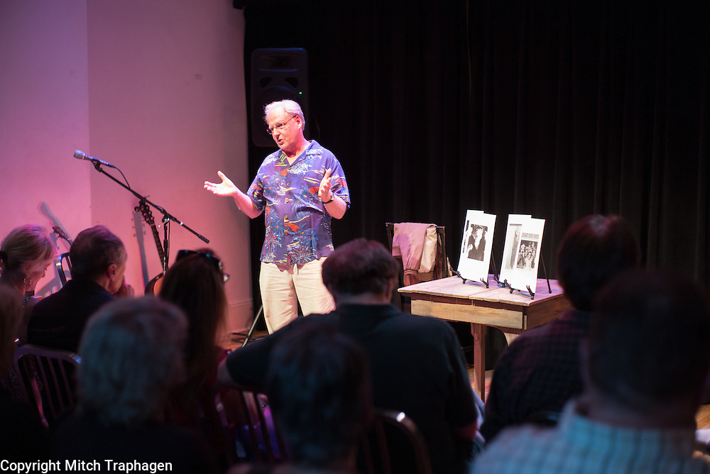 Artists Without Walls Showcase at the Cell Theatre in New York. August 26, 2014