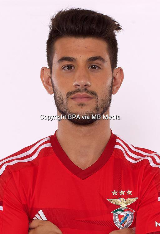 Portugal - Primera Liga Zon-Sagres 2014-2015 / <br /> Luis Miguel Afonso Fernandes &quot; Pizzi &quot; -<br /> ( Sl Benfica )