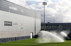 A general view of the Etihad Campus - Mandatory by-line: Matt McNulty/JMP - 18/10/2016 - FOOTBALL - Manchester City - Training session ahead of Champions League qualifier against FC Barcelona