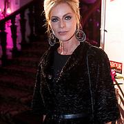 NLD/Amsterdam/20131111 - Beau Monde Awards 2013, Milika Peterzon