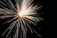 New Year's Fireworks 2011