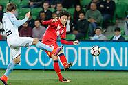 Soccer 2016 - Melbourne City def Adelaide 2-1