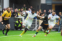 Noa NAKAITACI - 04.04.2015 - Clermont / Northampton - 1/4Finale European Champions Cup<br />Photo : Jean Paul Thomas / Icon Sport