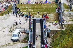 Red Bull 400 Planica, on 17th of September, 2016, in Nordic center Planica, Slovenia. Photo by Grega Valancic / Sportida