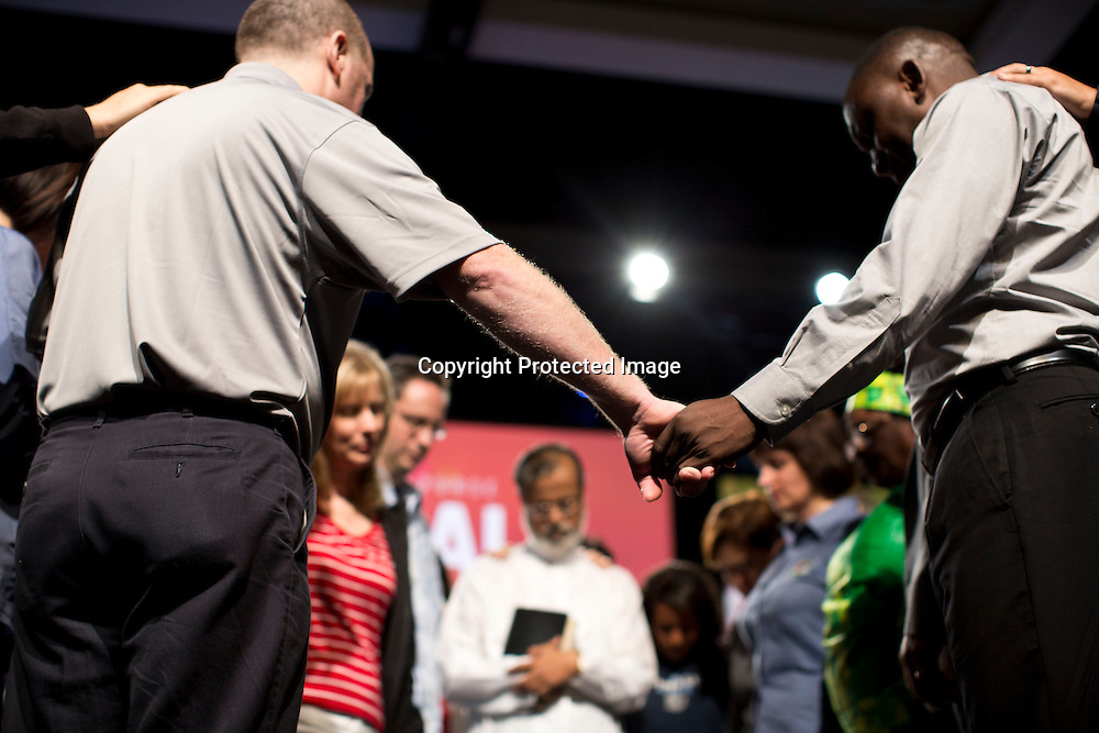 06 April 2013:Operation Christmas Child Global Connect Conference in Orlando FL.