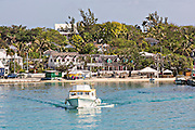 Dunmore Town, Harbour Island, The Bahamas.