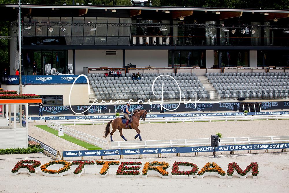 Carrascosa Borja, ESP, Ein Traum 2<br /> EC Rotterdam 2019<br /> © Hippo Foto - Sharon Vandeput<br /> 18/08/19
