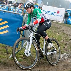 2020-01-01 Cycling: dvv verzekeringen trofee: Baal: Italian national champion Eva Lechner