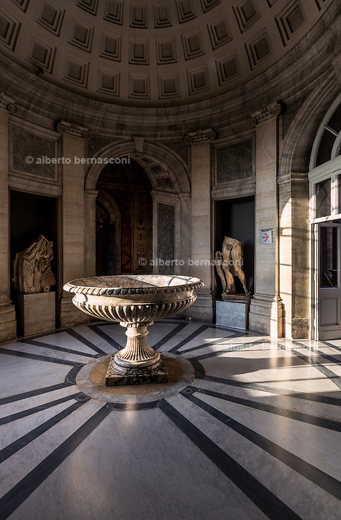 Rome, Vatican Museums,