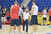 Descrizione : Berlino Eurobasket 2015 - Italia<br /> Giocatore : Luca Dalmonte<br /> Categoria : Allenamento<br /> Squadra: Italy<br /> Evento : Eurobasket 2015<br /> Gara : Berlino Eurobasket 2015 - Allenamento<br /> Data: 05-09-2015<br /> Sport: Pallacanestro<br /> Autore: Agenzia Ciamillo-Castoria/I.Mancini<br /> Galleria : FIP Nazionale 2015<br /> Fotonotizia: Berlino Eurobasket 2015 - Allenamento